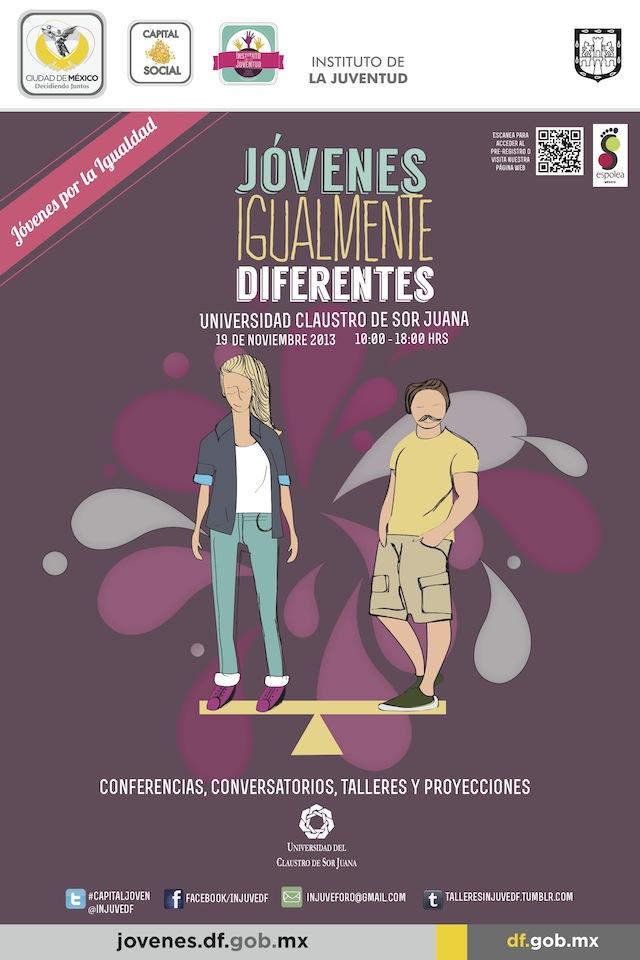 Foro: Jóvenes Igualmente Diferentes