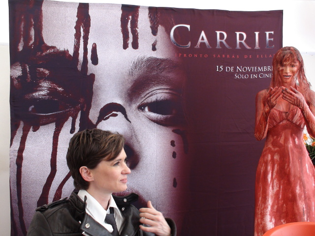 Kimberly Peirce habló con Sopitas.com sobre la nueva película de Carrie