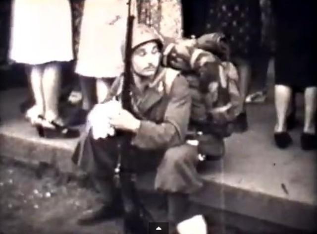 Veterano de la II Guerra Mundial se encuentra en video de Youtube