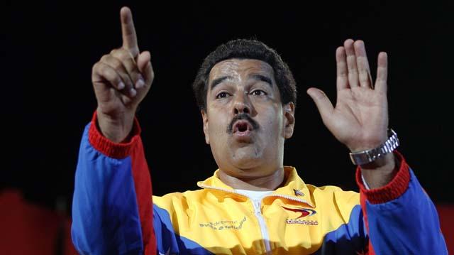 """Maduro pide poderes especiales """"para legislar contra el imperialismo"""""""