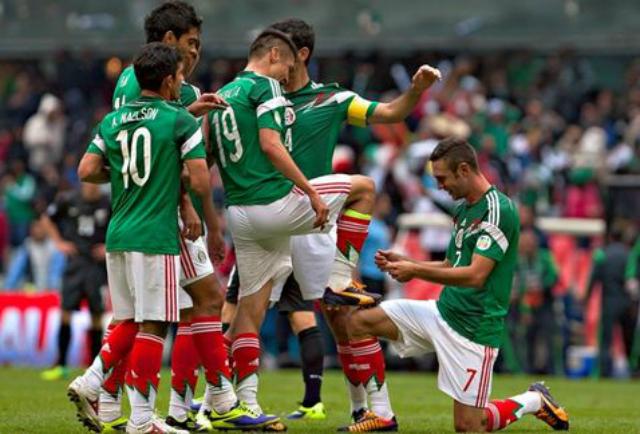 El Tri comienza el año en el lugar 21 del ranking FIFA