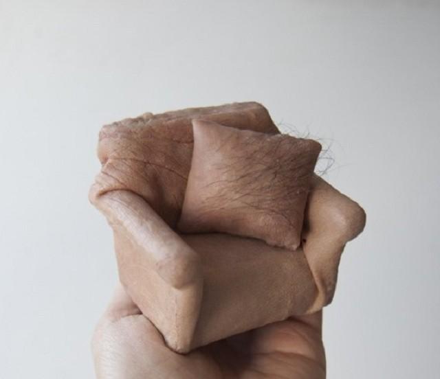 Galería: Esculturas de piel