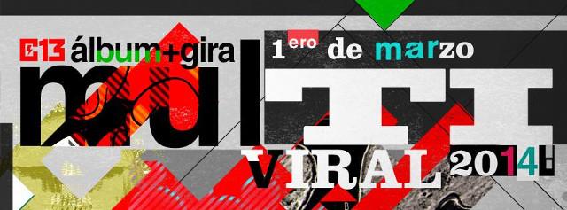 Calle 13 estrena su propio sello discográfico, anuncia su gira 2014 y lanzará nuevo disco