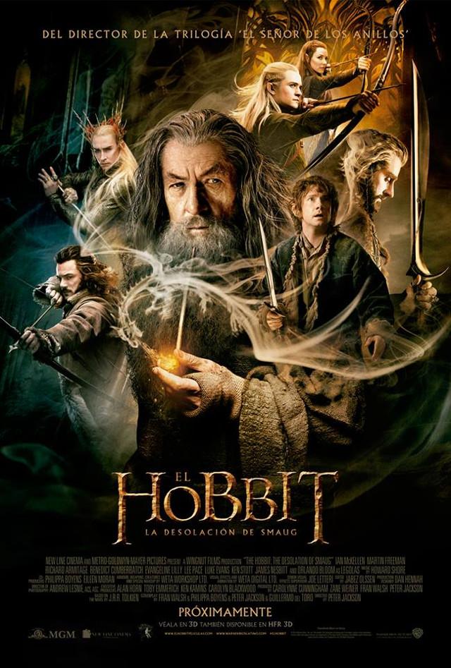 Te invitamos a la premiere de El Hobbit: La desolación de Smaug
