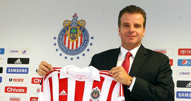 Dennis te Klose ya no es el presidente deportivo de Chivas