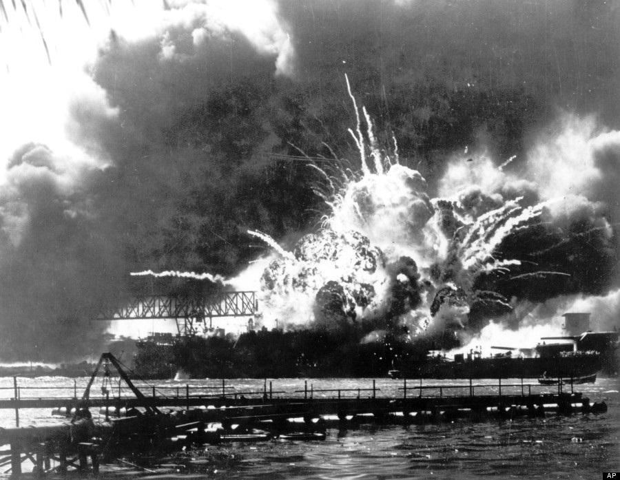 A 72 años del ataque a Pearl Harbor: la chispa que prendió a EU en la II Guerra Mundial