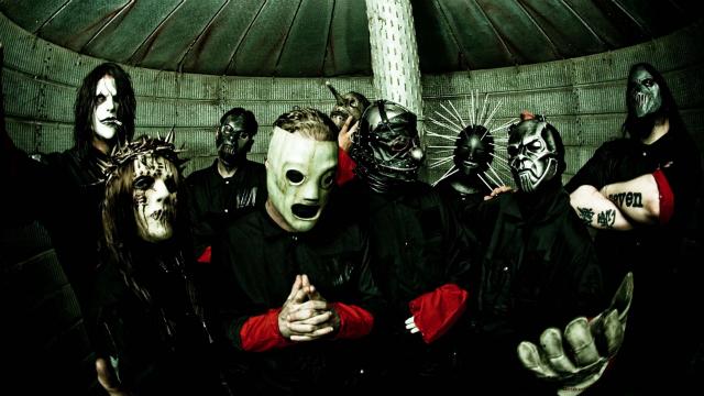 El baterista Joey Jordison deja Slipknot
