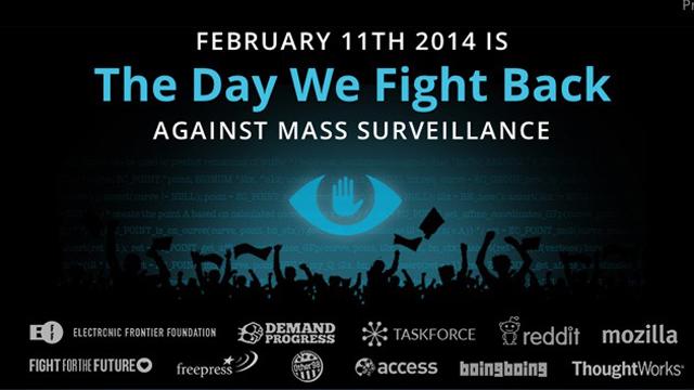 Las formas de protesta que llamaron nuestra atención en #DayWeFightBack