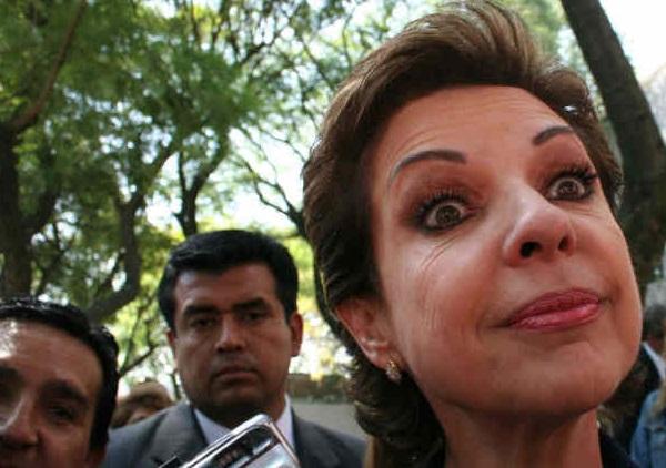 Legionarios deslindan a Marta Sahagún: Se dedicaba a recoger limosnas