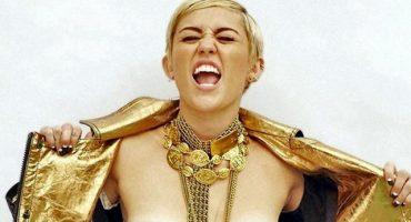 NSFW: filtran el que podría ser el primer topless oficial de Miley Cyrus