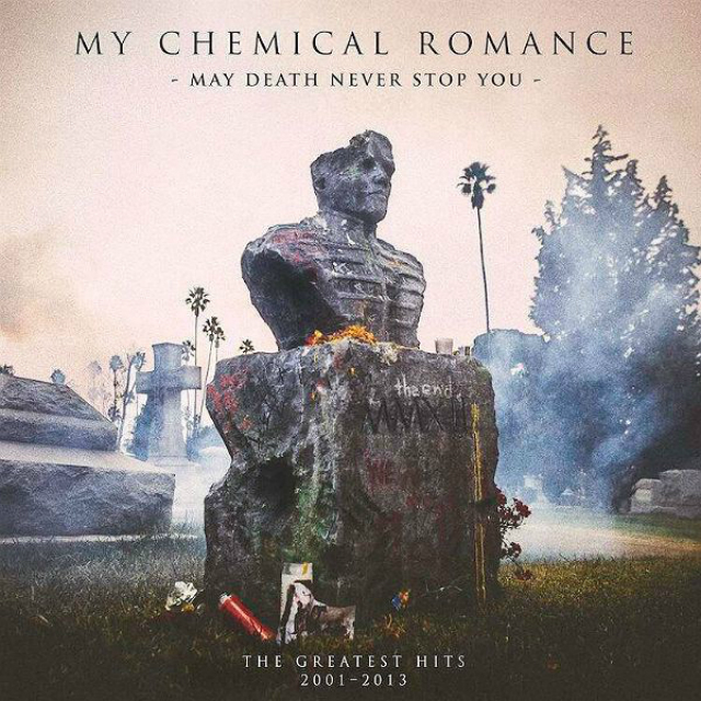 Todos los detalles de May Death Never Stop You, álbum de éxitos de My Chemical Romance