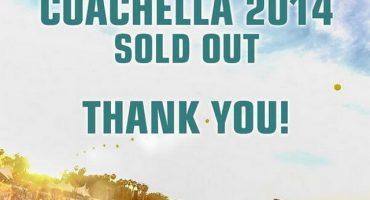 Coachella es sold out, Frank Turner tiene nuevo EP, Tom Morello prepara CD solista y más