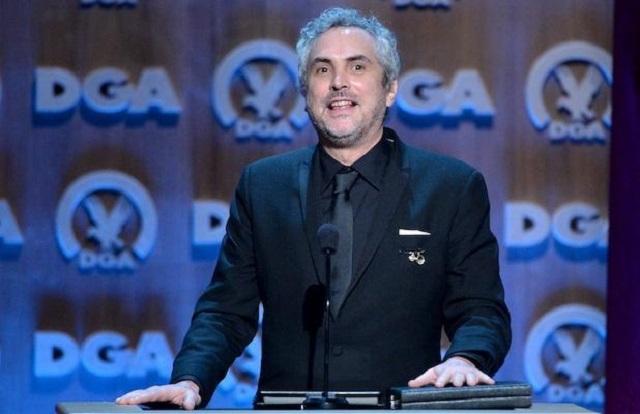 Alfonso Cuarón triunfó en los Directors Guild Awards