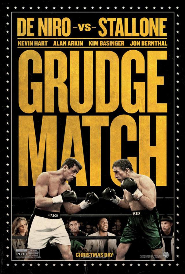 Reseña: Sylvester Stallone y Robert De Niro se enfrentan en Grudge Match