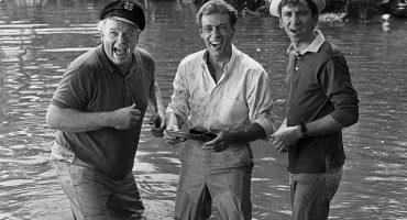 Murió el actor Russell Johnson, el profesor en La isla de Gilligan