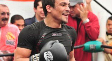 Video: Así es pelear un round con Juan Manuel Márquez