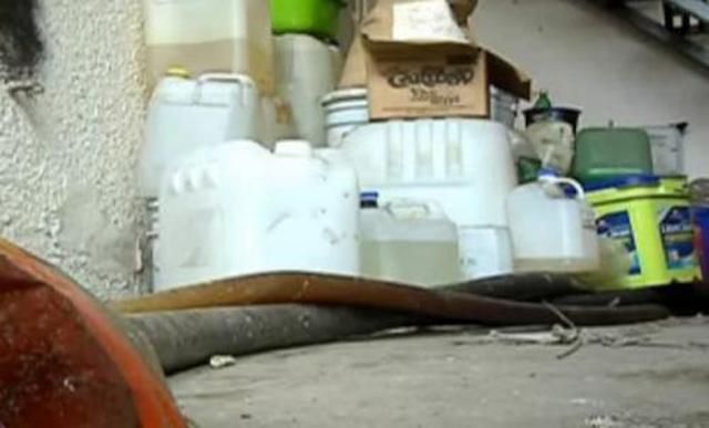 PGR desmantela narcolaboratorio en Milpa Alta