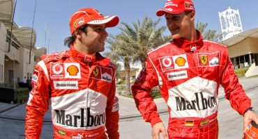 El mensaje de apoyo de Felipe Massa a Michael Schumacher