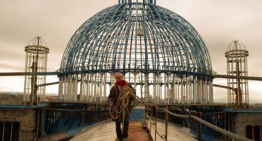 Galería: durante 53 años, un monje se ha dedicado a construir su propia catedral