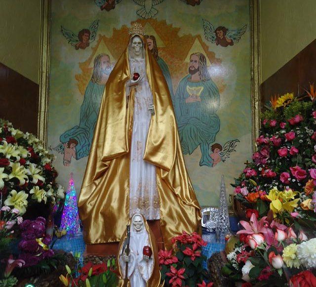 Vagando con Sopitas com presenta: Los altares de la Santa