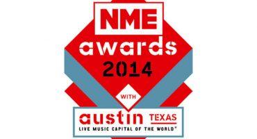 Estos son los nominados a los premios NME 2014