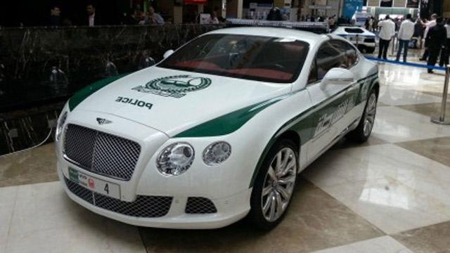 Galería: Así son los vehículos de la Policía de Dubai