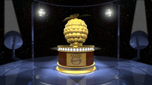 Y éstos son los nominados a los premios Razzie
