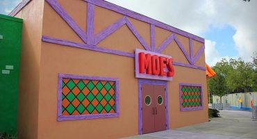 Conoce la taberna de Moe de la vida real