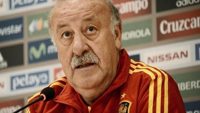 Vicente del Bosque se iría de la Selección Española luego de la Euro