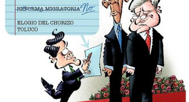 Los tímidos acuerdos de Peña, Obama y Harper