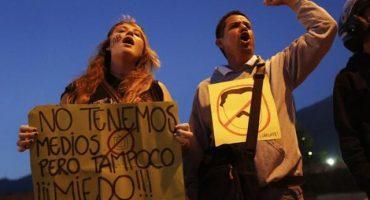 Galería de protestas en Venezuela