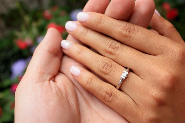 ¿Cuánto deberías gastar en un anillo de compromiso?
