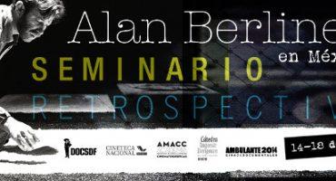 Te invitamos a la retrospectiva y al seminario de Alan Berliner en la Cineteca Nacional