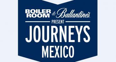 Seth Troxler listo para hacer vibrar Journeys México de Ballantine's y Boiler Room