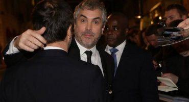 Alfonso Cuarón ganó el BAFTA a Mejor Director por Gravity