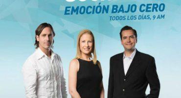Entrevista con Vivian Silberstein y Luis Andrés Carrasco para Sopitas.com