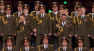 Coro de la Policía Rusa interpreta