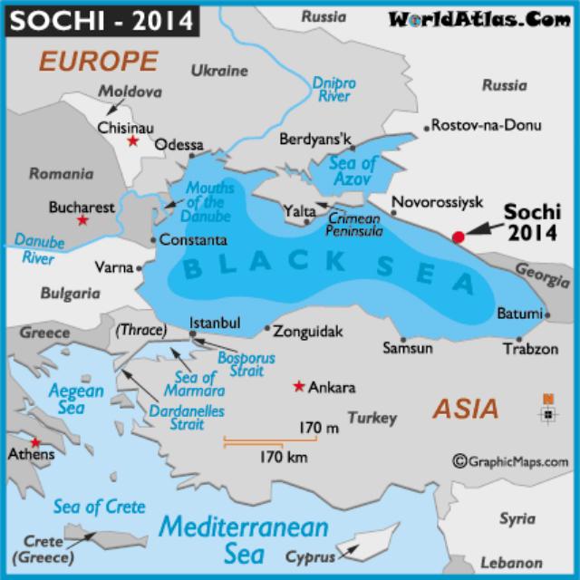 sochi mapa mapa sochi   Sopitas.com sochi mapa