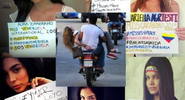 #MissesPorLaPaz: Reinas de belleza piden acabar con crisis en Venezuela