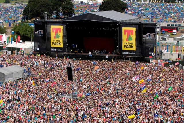 Biffy Clyro, Pixies, Pharrell Williams, Arctic Monkeys y más en el festival T in the Park 2014