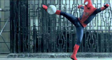 Video: Los nuevos Spider-Man provienen de la Liga Española