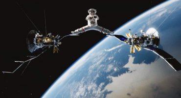 El split de Jean-Claude Van Damme, ahora en el espacio