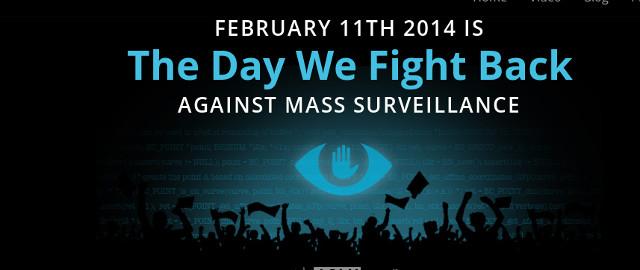 Nuestro manifiesto contra el espionaje masivo #DayWeFightBack