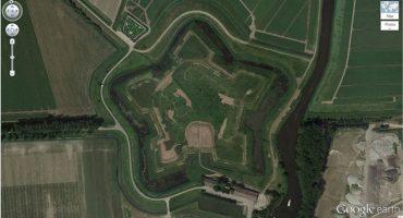 50 increíbles locaciones en Google Maps
