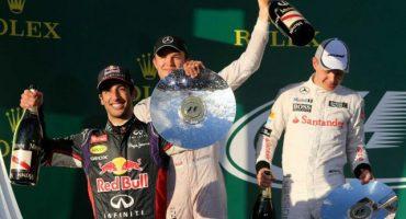 Brillante actuación de Kevin Magnussen en el Gran Premio de Australia