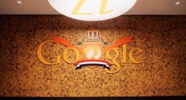 Así son las oficinas de Google en Ámsterdam