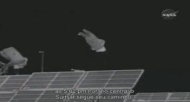 ¿Gravity de la vida real? El