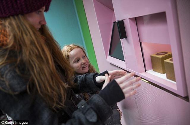 El sueño de una generación: Cajeros Automáticos de Cupcakes