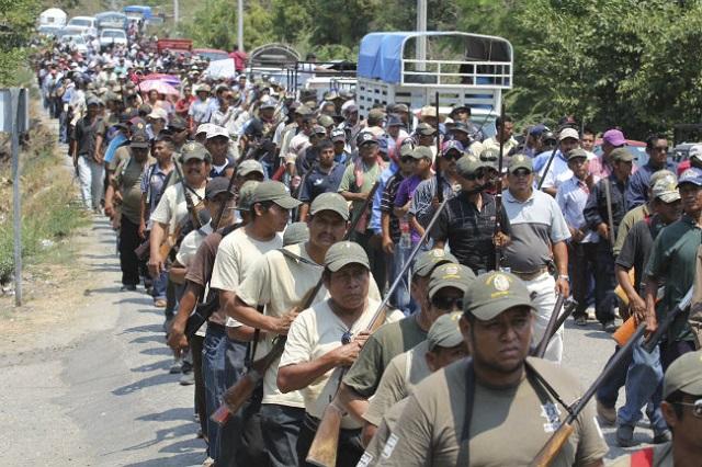 Jefe de autodefensas en Michoacán es asesinado