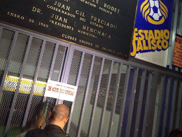 La clausura del estadio Jalisco es lo de menos